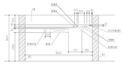 地下车库机电管线综合布置设计浅析